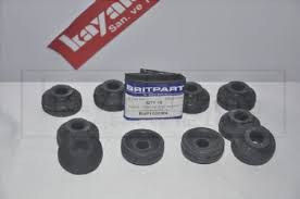 Landrover parts - disco/def rear lower shock bushing