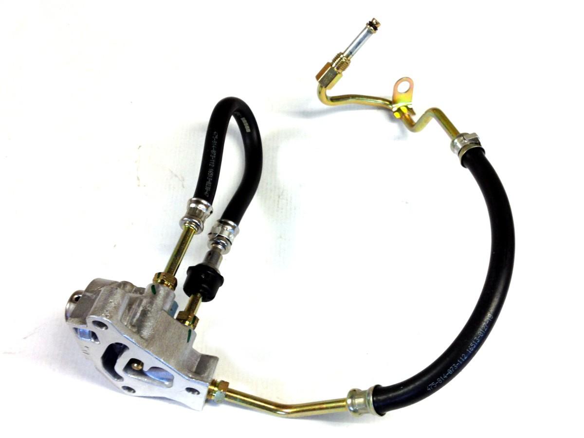 fuel pressure valve 3 pipe